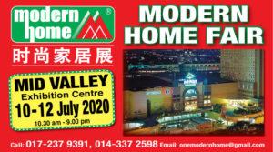 Modern Home Fair July '20